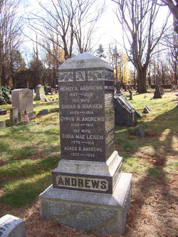 Susan S. <I>Warren</I> Andrews