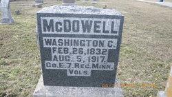 Washington Clingman McDowell