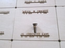 Jo <I>Crockett</I> Cave
