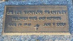 Eula Grace <I>Runyon</I> Brantley