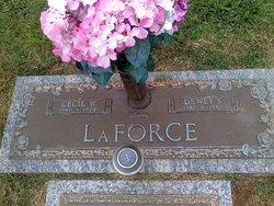 Cecil W LaForce