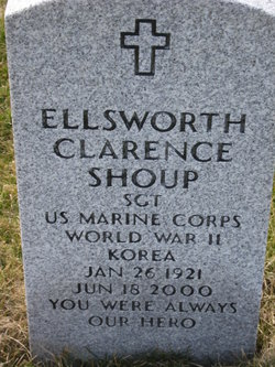 Ellsworth Clarence Shoup