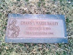 Channa Marie Bailey