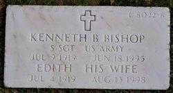 Kenneth B Bishop