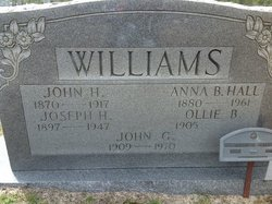 Ollie B. Williams