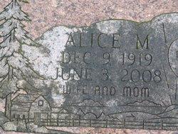 Alice Minnie Crossan