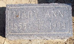 Mary Ann <I>Kimpler</I> Dick