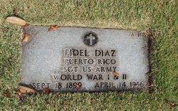 Fidel Díaz
