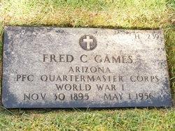 PFC Fredrick Calvin Games