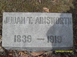 LT Judah Throop Ainsworth Jr.