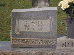 Benjamin Frontis McGee
