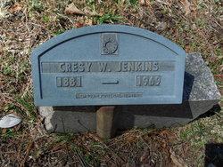 """Lucretia L. """"Creasy"""" <I>Webb</I> Jenkins"""