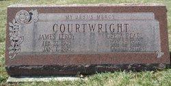 "James Leroy ""Lee"" Courtwright"