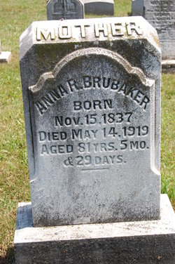 Anna R <I>Shelly</I> Brubaker
