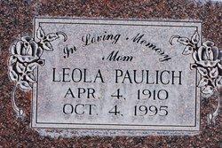 Leola Paulich