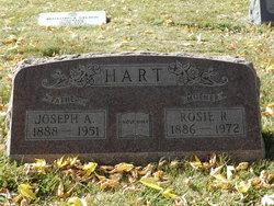 Joseph A Hart