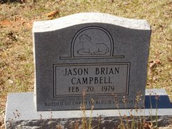Infant Jason Bryan Campbell