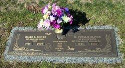 Mary Phyllis <I>Thornberry</I> Oliver
