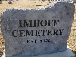 Imhoff Cemetery