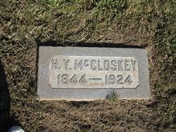 Henry McCloskey