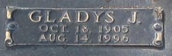Gladys J Lawry