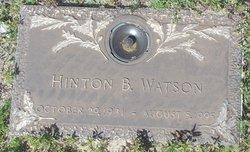 Hinton B. Watson