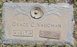 Grace Flora <I>Coon</I> Vaughan