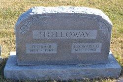 Flora Blanche <I>Henderson</I> Holloway