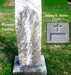 Mary Lewvernia <I>Walker</I> Rymer