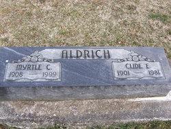 Clide E. Aldrich