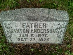 Anton E. Anderson
