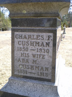 Ada M. <I>Tinkham</I> Cushman