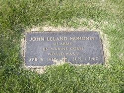 John Leland Mohoney