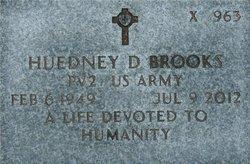 Huedney D. Brooks