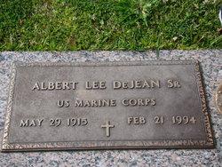 """Albert Lee """"Mr Lee"""" DeJean"""