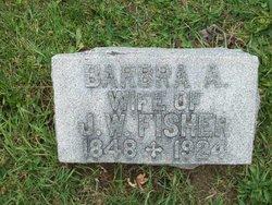 Barbara A <I>Bear</I> Fisher