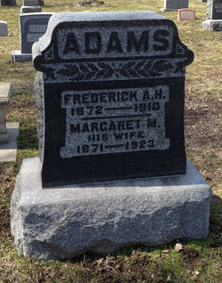 Margaret M. <I>Kaiser</I> Adams