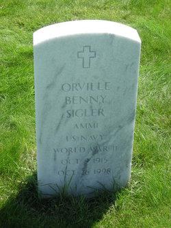 Orville Benny Sigler
