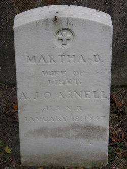 Martha B Arnell
