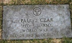 Paul J Czar