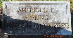 Americus Columbus Appling