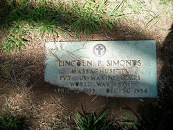 Lincoln Perry Simonds