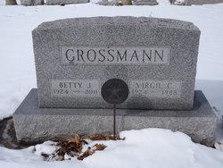 Virgil C Grossmann