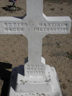 Rufino Martínez