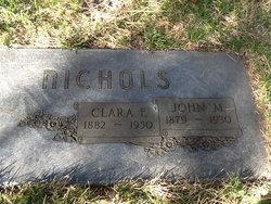 Clara <I>Fix</I> Nichols