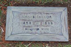 Ann Belle Taylor