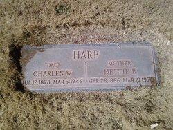 Charles Wesley Harp