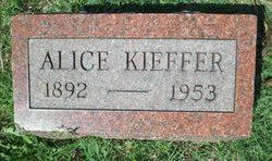 Emily Alice Kieffer