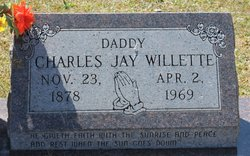 Charles Jay Willette