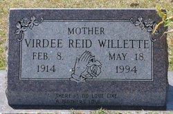 Virdee <I>Reid</I> Willette